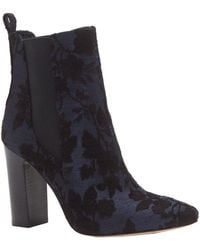 Vince Camuto - Britsy Suede Bootie - Lyst