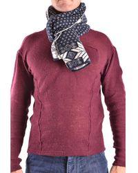 Woolrich - Men's Multicolor Wool Scarf - Lyst