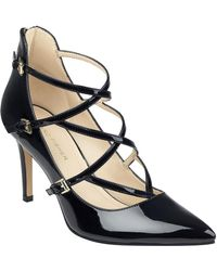 Marc Fisher - Womens Danger2 Pointed Toe Ankle Strap Classic Pumps - Lyst