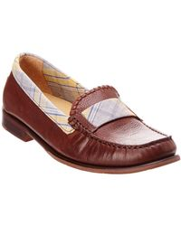 Jack Rogers - Tanner Leather Loafer - Lyst