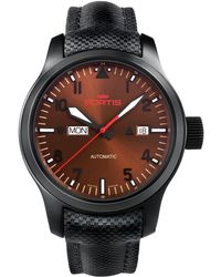 Fortis - : Aeromaster Dusk Day Date Watch - Lyst