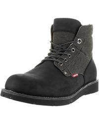 Levi's | Men's Jax Hemp Boot | Lyst