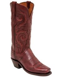 Lucchese - Women's Gilmar Western Leather Boot - Lyst