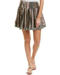 Raga - Enchanted Dreams Mini Skirt - Lyst