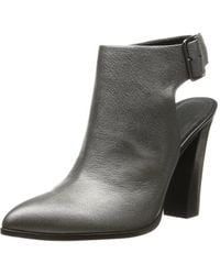 Pour La Victoire - Womens Zuri Leather Pointed Toe Ankle Fashion Boots Fashion ... - Lyst
