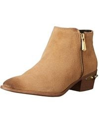 Circus by Sam Edelman - Womens Holt Closed Toe Ankle Fashion Boots - Lyst