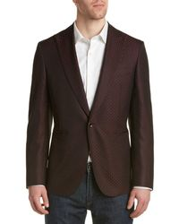 Robert Graham - Tyrone Wool-blend Sportcoat - Lyst