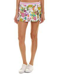 Trina Turk - Elastic Waist Sport Skirt - Lyst