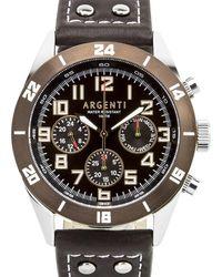 Argenti - Damar Men's Master Calendar Multi-function Watch - Lyst