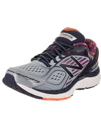 New Balance - Women's 860v7 Wide Running Shoe - Lyst