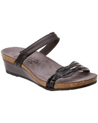 Naot - Folklore Leather Sandal - Lyst