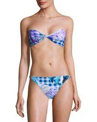 6 Shore Road By Pooja - Blanca Bikini Top - Lyst