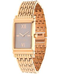 Esprit - Watch Vicki Pink Gold Es108492003 - Lyst