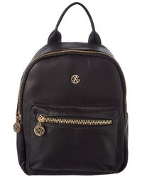 Christian Lacroix - Laurie Leather Backpack - Lyst