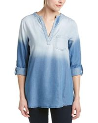 4si3nna - Chambray Top - Lyst