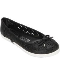 Kenneth Cole Reaction - Women's Row-ing Ballet Flat - Lyst