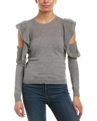 BCBGeneration - Cold-shoulder Sweater - Lyst