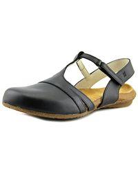 El Naturalista - Nd72 Women Us 9.5 Black Slingback Sandal - Lyst