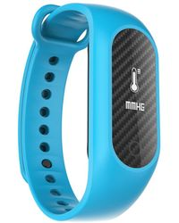 Swiss Time Watches - Light Blue Silicone Rubber Silicon Valley Smart Watch - Lyst