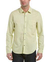 Lanai Collection - Line-blend Woven Shirt - Lyst