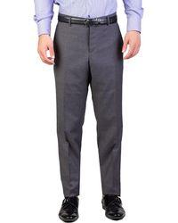 Dior - Homme Men's Wool Slim Fit Dress Trousers Pants Light Grey - Lyst