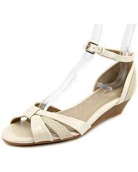 Giani Bernini - Womens Reeo Open Toe Casual Platform Sandals - Lyst
