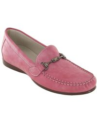 """Munro - """"kimi"""" Leather Loafer - Lyst"""