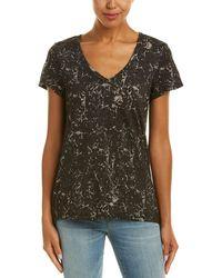 Michael Stars - Marble T-shirt - Lyst