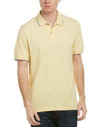 Ike Behar - Ike By Pique Polo Shirt - Lyst