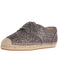 Vince Camuto - Women's Dinah Lace-up Espadrille - Lyst