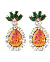 Kristin Perry - Pineapple Drop Earrings - Lyst