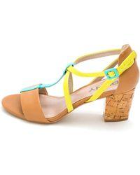 DKNY - Womens Dana Open Toe Ankle Strap Classic Pumps - Lyst