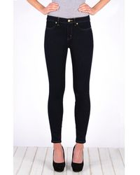 Henry & Belle   High Waisted Super Skinny Ankle Jean   Lyst