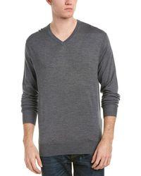 Peter Millar - Crown Soft Wool & Silk-blend Sweater - Lyst
