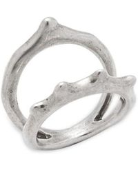 Uno De 50 - Wakame Ring - Lyst