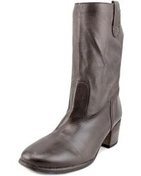 Liebeskind Berlin - Insieme Round Toe Leather Boot - Lyst