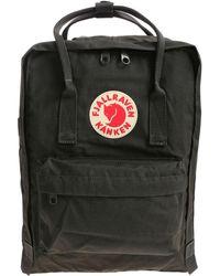 Fjällräven Kånken - Men's Green Polyamide Backpack - Lyst