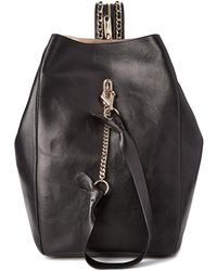 Jimmy Choo | Echo Nappa Leather Multifunctional Backpack | Lyst