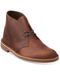 Clarks | Shoes, Bushacre 2 Chukka Boots | Lyst