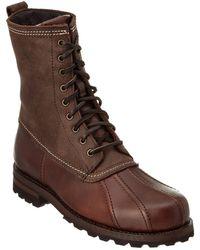 Frye - Men's Warren Leather Duck Boot - Lyst