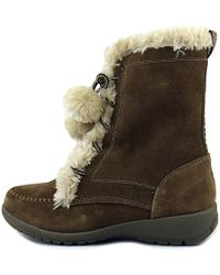 Sporto - Womens Maggie Closed Toe Mid-calf Cold Weather Boots - Lyst
