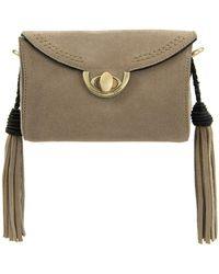 Nanette Lepore - Collete Suede Crossbody - Lyst