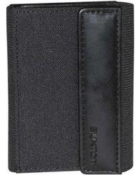 Buxton - Men's Hooke's Rfid Flex Trifold Wallet - Lyst