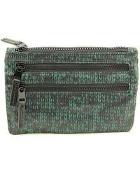 Shiraleah - Colorado Zip Women Nylon Cosmetic Bag Nwt - Lyst