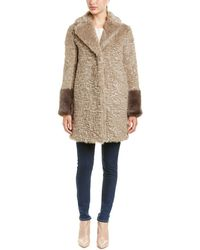 Laundry by Shelli Segal - Coat - Lyst
