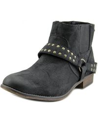Roxy - Womens Weaver Closed Toe Ankle Fashion Boots - Lyst