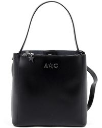 Andrew Charles by Andy Hilfiger - Andrew Charles Womens Handbag Black Kyla - Lyst