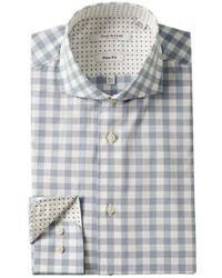 Isaac Mizrahi New York - Slim-fit Dress Shirt - Lyst