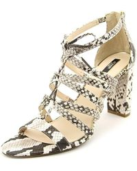 Alfani - Womens Jaqui Open Toe Special Occasion Strappy Sandals - Lyst