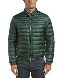 Moncler - Garin Quilted Down Bomber Jacket - Lyst